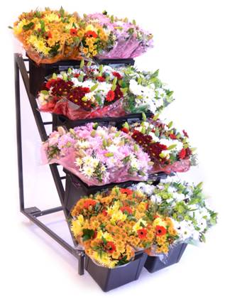 Madeira center rack bloemen 60